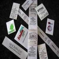 Textile Labels Manufacturers