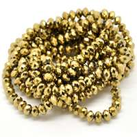 Gold Plated Bead Importers