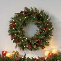 Christmas Wreath Manufacturers
