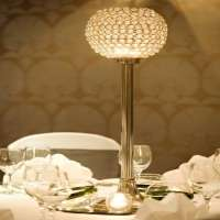 Crystal Globe Centerpieces Manufacturers