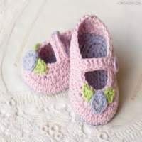 Baby Crochet Booties Manufacturers