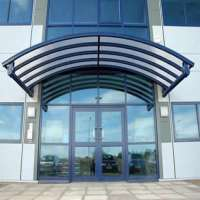Stainless Steel Canopy Manufacturers