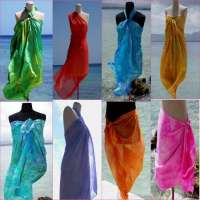 Silk Pareos Manufacturers