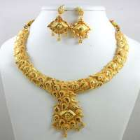 Gold Plated Necklace Manufacturers