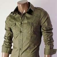 Mens Cargo Shirt Manufacturers