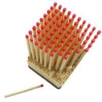 Matchsticks Manufacturers