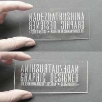 Plastic Transparent Card Manufacturers