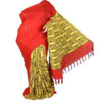 Patchwork Saree Manufacturers