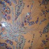 Beaded Silk Embroidery Importers