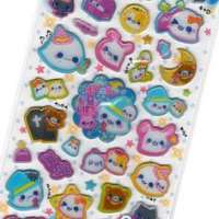 Plastic Stickers Manufacturers