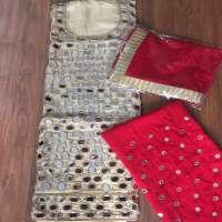 Chiffon Dress Material Manufacturers
