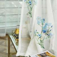 Hand Painted Curtain Manufacturers
