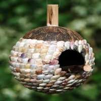 Coconut Shell Bird House Manufacturers