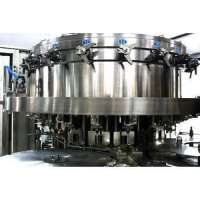 Soda Filling Machines Manufacturers