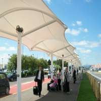 Walkway Covering Structure Manufacturers
