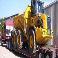 Machine Shifting Services Importers