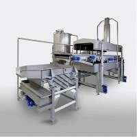 Snack Pellet Frying Line Manufacturers