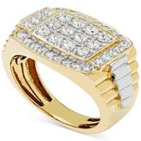 Mens Gold Ring Manufacturers
