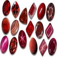 Red Gemstone Manufacturers