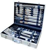 Stainless Steel Barbeque Set Manufacturers