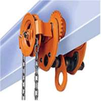 Geared Trolley Manufacturers