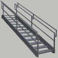 Metal Stair Manufacturers