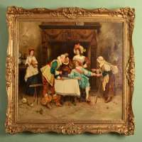 古董绘画 制造商