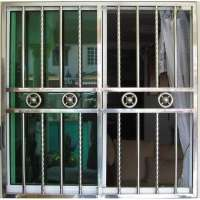 Steel Window Grills Manufacturers