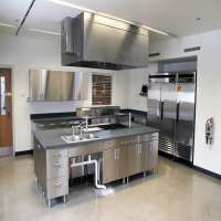 Stainless Steel Kitchen Manufacturers