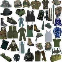 Camouflage Garment Manufacturers