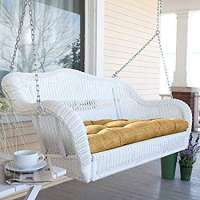 Wicker Porch Swing Manufacturers