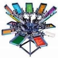 Screen Printing Equipment Manufacturers