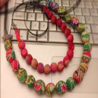 Fabric Necklace Manufacturers