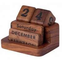 Wooden Calendar Manufacturers