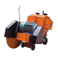 Concrete Road Cutting Machine Manufacturers