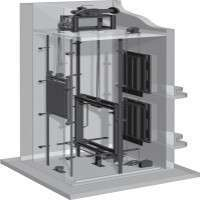 Traction Goods Lift Manufacturers