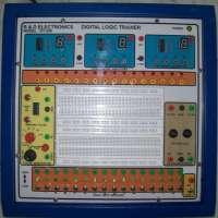 数字电子培训师套件 制造商