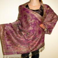 Silk Pashmina Stole Manufacturers