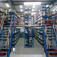 Industrial Storage Systems Manufacturers