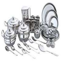Stainless Steel Dinner Set Manufacturers