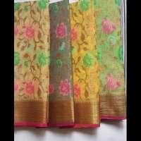 穆斯林丝绸纱丽 制造商