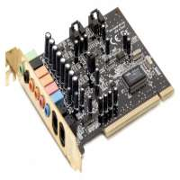Sound Cards Manufacturers