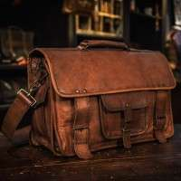 Leather Briefcase Manufacturers