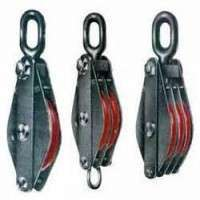Wire Rope Pulley Manufacturers
