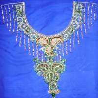 Beaded Necklines Manufacturers