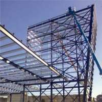 Steel Structure Designing Manufacturers