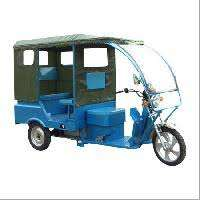 Battery Operated Rickshaw Manufacturers