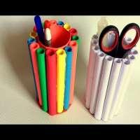 Handmade Paper Pen Stand Manufacturers