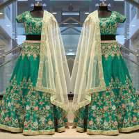 Embroidered Lehenga Manufacturers
