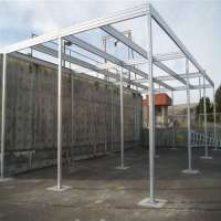 Canopy Fabrication Services Manufacturers